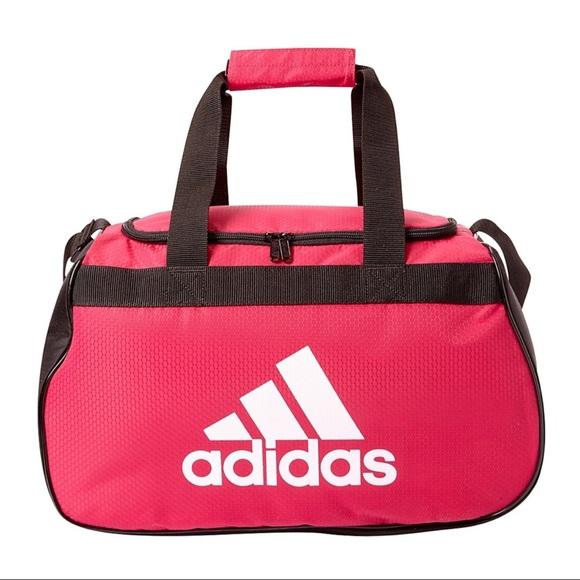 ce010b8a773 adidas Bags   Diablo Duffel Small Gym Bag   Poshmark